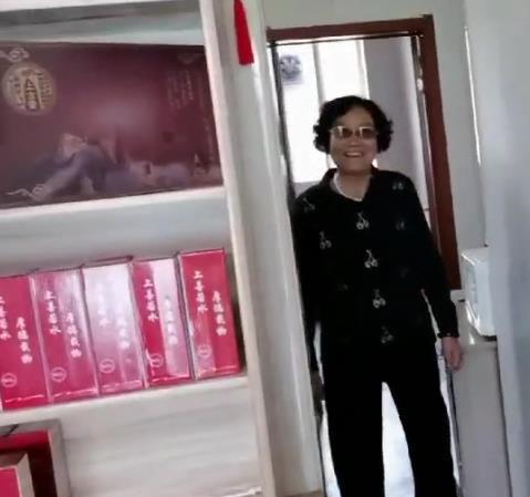 两位女士在上古堂调理